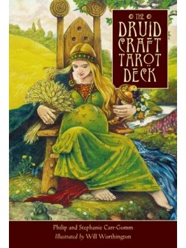 The Druid Craft Tarot Deck by Philip Carr-Gomm
