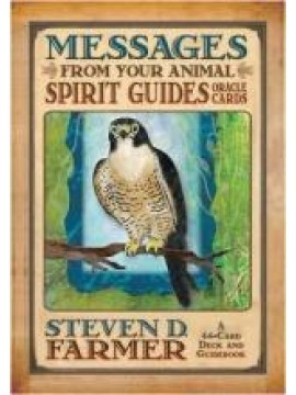 Messages from Your Animal Spirit Guides Cards by Steven Farmer