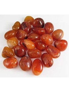 Carnelian Tumbled Crystal