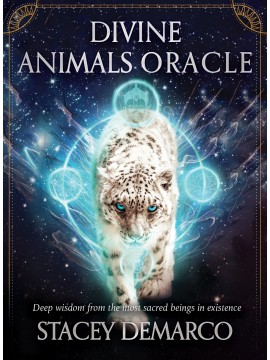Divine Animals Oracle : Deep wisdom from the most sacred beings in existence by Stacey Demarco and Kinga Britschgi