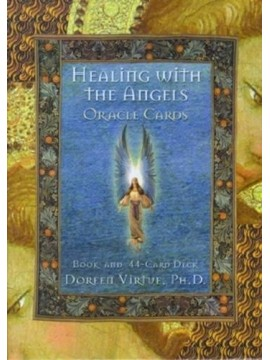 Healing With The Angels Oracle Deck by Doreen Virtue