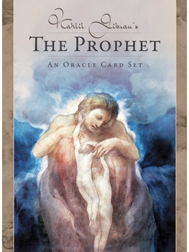 Kahlil Gibran's the Prophet : An Oracle Card Set by Toni Carmine Salerno