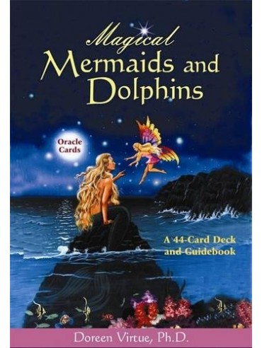 Magical Mermaids and Dolphin Oracle Cards by Doreen Virtue