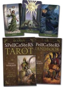 Modern Spellcasters Tarot by Melanie Marquis and Scott Murphy