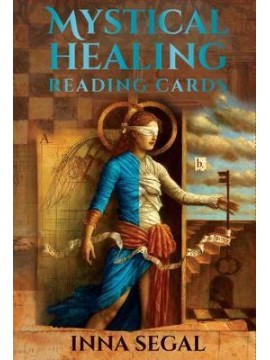 Mystical Healing Reading Cards by Inna Segal