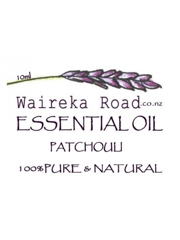 Patchouli Pure Essential Oil 10ml