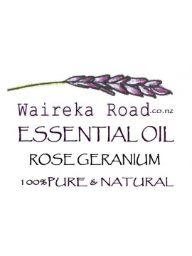 Rose Geranium Pure Essential Oil 10ml