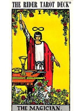 The Rider Tarot Deck by A. E Waite