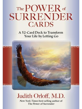 The Power of Surrender Cards by Dr. Judith Orloff
