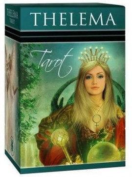 Thelema Tarot by Renata Lechner and Jaymi Elford