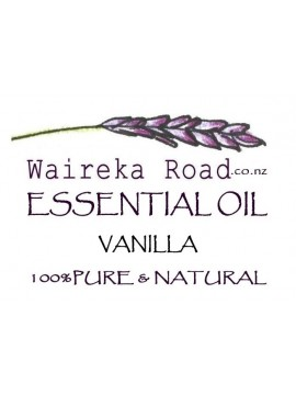 Vanilla Pure Essential Oil 10ml