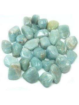 Aquamarine Tumbled Crystal