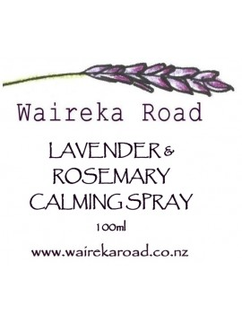 Lavender & Rosemary Calming Spray 100ml