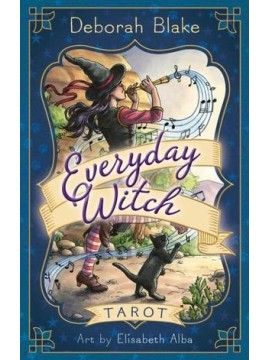 Everyday Witch Tarot by Deborah Blake