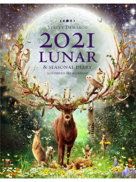 2021 Lunar Seasonal Diary Southern Hemisphere Edition by Stacey Demarco
